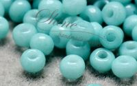 Margele de nisip Medium Turquoise 2x1.5mm 20gr