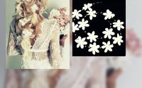 Coronita flori mireasa