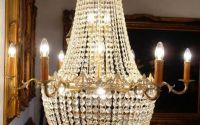 Lampa monumentala din cristal cu 16 becuri
