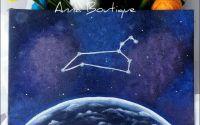 Tablou Constelatia zodiei Leu