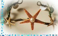 Bentita cu scoici si stele de mare