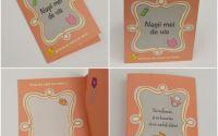 place card plic dar botez elemente bebe somon