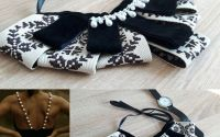 Colier textil