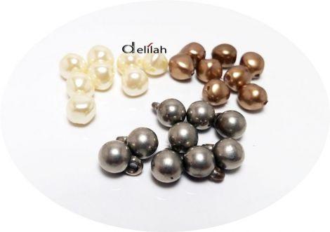 Mix imitatii perle de cultura 6-7mm PE046