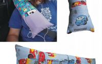 Disney Cars - Childs Seat Belt Pillow