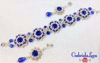 Set Chrystal Blue