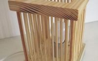 Veioze lemn handmade