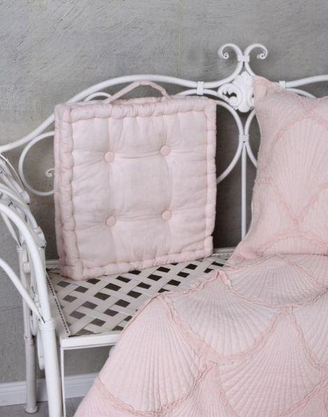 Perna de sezut roz din bumbac