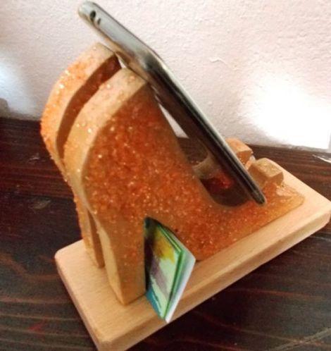 Suport telefon mobil Pantof
