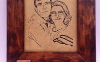 Portret familie Cadou aniversar Cadou personalizat