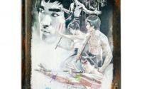 """Agenda vintage """"Bruce Lee"""""""