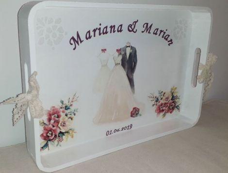 Tava pentru nunta