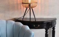 Lampa industriala de masa cu un bec Edison