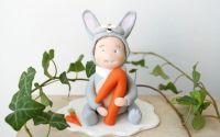 Figurina personalizata pentru tortul aniversar