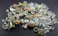 Margele sticla cristal diverse marimi