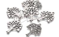 Pandantiv copacul vietii aliaj placat cu argint
