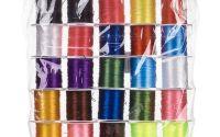 25 buc x 10m Crystal String elastic 0.8mm
