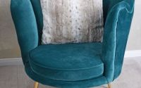 Perna decorativa din blana sintetica  linx