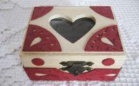 Caseta Red Heart