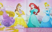 1568 Servetel  Disney Princess 1