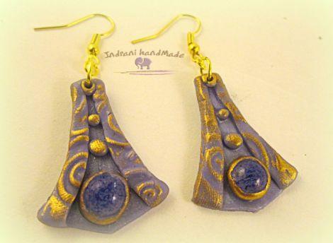 """Cercei handmade """"Mystical Blue"""""""