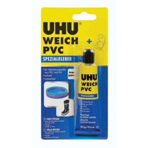 UHU Adeziv pentru PVC moale