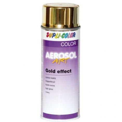 AEROSOL ART Vopsea spray Effect 400ml auriu