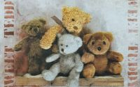 1584 Servetel Sweet Teddys