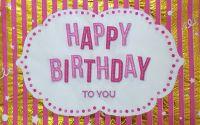 1588 Servetel Happy Birthday girl
