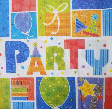 1591 Servetel Party