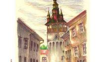 Calendar de perete 2020 Grafica din Transilvania