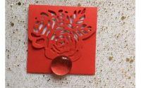 Plicuri Mici Decupate cu card alb PD 1 Scr 10c