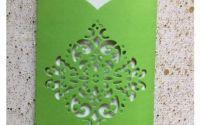 Plicuri Mici Decupate cu card alb PD 4 Scr