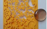 Plicuri Decupate cu card alb PD 5 Scr