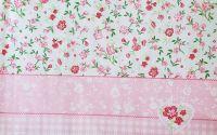 1620 Servetel bordura cu flori 1