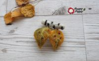 Brosa impaslita - Crenguta de mesteacan