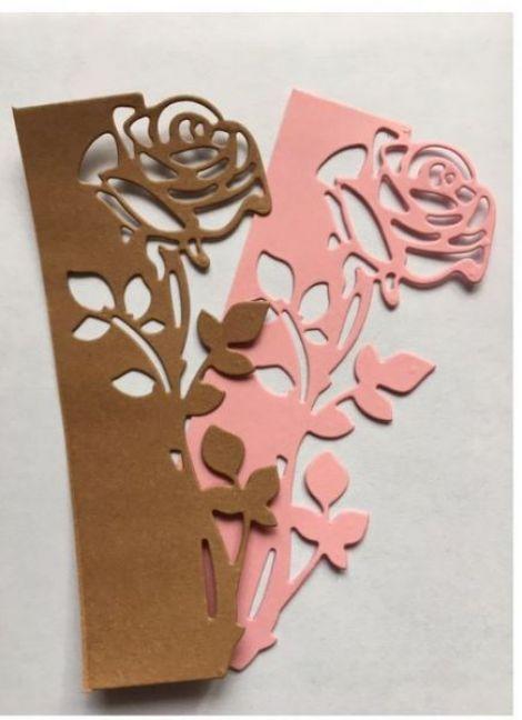 Set 3 Trandafiri pretaiati