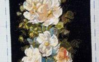 Goblen - Flori de nalba