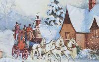 1658 Servetel peisaj de iarna