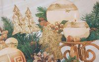 1666 Servetel ornamente Craciun 2