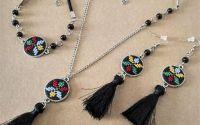 Set bijuterii Folk 1