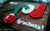 Tablou Merry Grinchmas