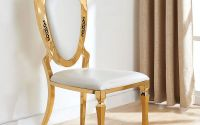 Scaun baroc din lemn masiv aurit