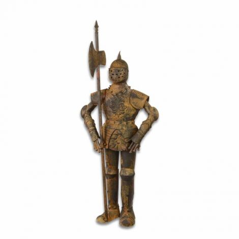 Armura medie antichizata de cavaler medieval