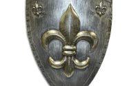 Platosa argintie  din fier forjat antichizat