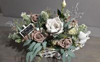 "Vand aranjament floral handmade """