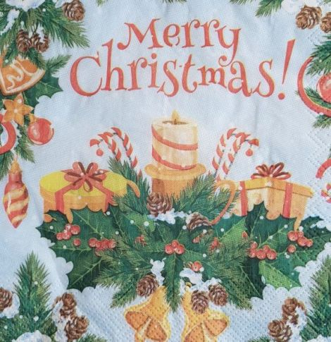 1728 Servetel Merry Christmas