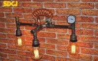 lampa aplica lampa steampunk corp de iluminat