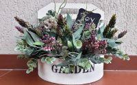 """Decoratiune flori """"Purple Joy"""""""