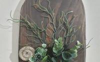 """Decoratiune perete handmade """"Rustic"""""""